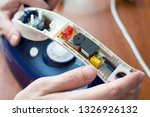disassembly and repair of...   Shutterstock . vector #1326926132