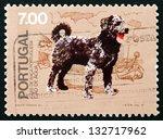 Portugal   Circa 1981  A Stamp...