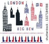 Sketchy London Big Ben Clock...
