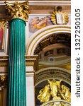 saint petersburg  russia ... | Shutterstock . vector #1327250105