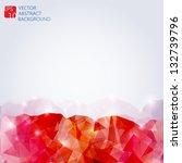 business abstract  design... | Shutterstock .eps vector #132739796