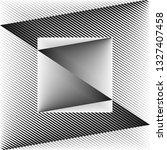 abstract halftone diagonal...   Shutterstock .eps vector #1327407458
