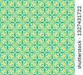 vintage seamless pattern design ...   Shutterstock .eps vector #1327431722