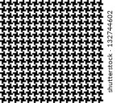 trend seamless fashion pattern | Shutterstock .eps vector #132744602