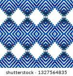 geometric color watercolor...   Shutterstock . vector #1327564835