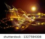 digital dreams series....   Shutterstock . vector #1327584308