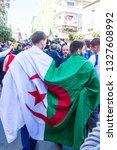 algiers  algeria   march 01...   Shutterstock . vector #1327608992