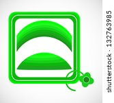 ecology icon | Shutterstock .eps vector #132763985