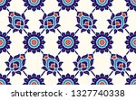 floral pattern for your design. ... | Shutterstock . vector #1327740338