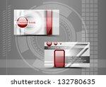vector abstract creative... | Shutterstock .eps vector #132780635