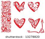 vector design elements. | Shutterstock .eps vector #13278820
