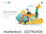 business concepts for...   Shutterstock .eps vector #1327962428