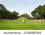 Royal Tomb of Queen Heo is a grave of the Gaya era in Gimhae-si, Korea.