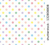 Seamless Vector Sweet Pattern...