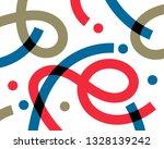 cute line design pattern   Shutterstock .eps vector #1328139242