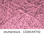cgi composition  messy strings... | Shutterstock . vector #1328144732