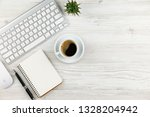 accounting. items for doing... | Shutterstock . vector #1328204942