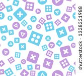 colorful pattern with different ... | Shutterstock .eps vector #1328221988