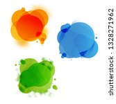 speech colourful bubble set ... | Shutterstock .eps vector #1328271962