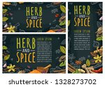 set posters with pepper ...   Shutterstock .eps vector #1328273702