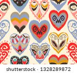 valentine's day. seamless... | Shutterstock .eps vector #1328289872