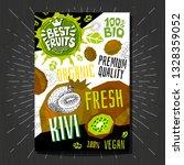 food labels stickers set...   Shutterstock .eps vector #1328359052