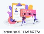 recruitment agency  human... | Shutterstock .eps vector #1328567372