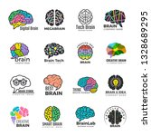 brain logotypes. business... | Shutterstock .eps vector #1328689295