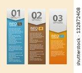 modern banner design template.... | Shutterstock .eps vector #132872408