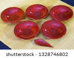 japanese traditional crafts.... | Shutterstock . vector #1328746802