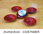 japanese traditional crafts.... | Shutterstock . vector #1328746805