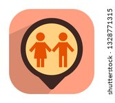 people apps icon   Shutterstock .eps vector #1328771315