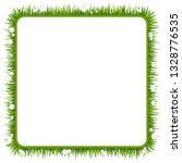 template of decorative frame ...   Shutterstock .eps vector #1328776535
