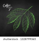 vector chalk drawn sketch of... | Shutterstock .eps vector #1328799365