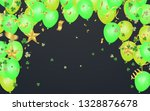 party balloons illustration... | Shutterstock .eps vector #1328876678