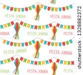 festa junina   june party.... | Shutterstock . vector #1328882372