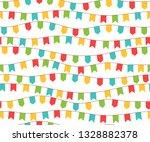 festa junina   june party.... | Shutterstock . vector #1328882378