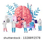laboratory scientist group... | Shutterstock .eps vector #1328892578