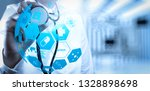 health care and medical... | Shutterstock . vector #1328898698