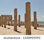 coastal reserve vendicari...   Shutterstock . vector #1328905592
