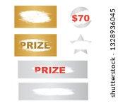 scratch card game  scratch and...   Shutterstock .eps vector #1328936045