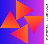 color geometric pattern.... | Shutterstock .eps vector #1328980535