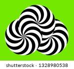 infinity symbol of interlaced... | Shutterstock .eps vector #1328980538