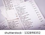 pile of generic grocery...   Shutterstock . vector #132898352