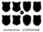 Badge Shape Vector Template Set