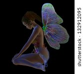 Digitally Rendered Image Of A...