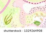 creative universal artistic...   Shutterstock .eps vector #1329264908