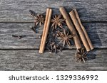 Three Sticks Of Cinnamon  Four...