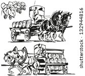 Two Beer Wagons And A Hop...