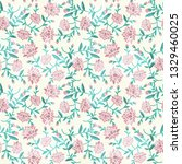 seamless pattern with... | Shutterstock .eps vector #1329460025